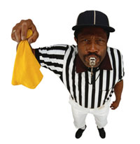 Google Penalty Flag Graphic